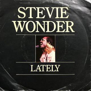 Stevie Wonder / Lately