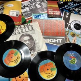 10/17(水)Reggae / World系7inch新着20枚