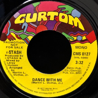 "r-Stash / Dance With Me (7"")"