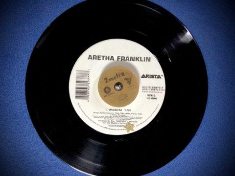 Aretha Franklin Wonderful