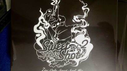 DJ TA98 Mix CD Sweet Shot 2