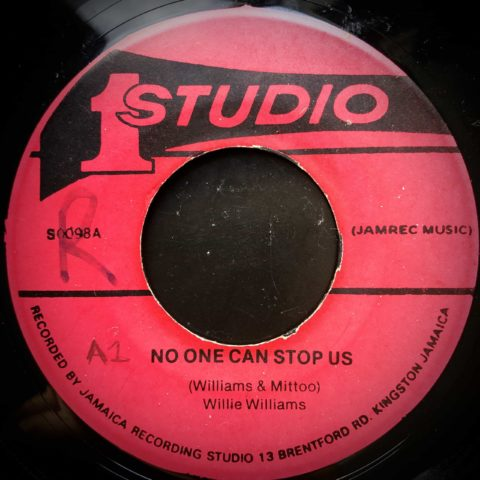 Willie Williams / No One Can Stop Us