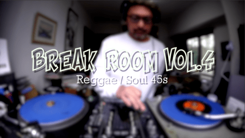 【DJ動画】Break Room Vol.4