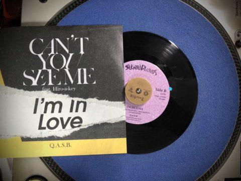 I'm In Love / QASB