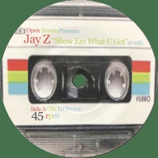 Jay Z Show Em What U Got (Re-Edit)