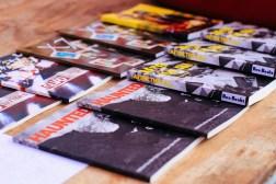 Boo Books - Photo by Zac Pickin