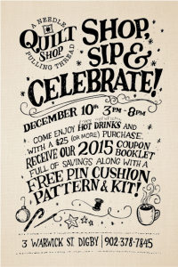 Shop Sip Celebrate