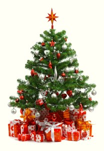 christmas tree - image