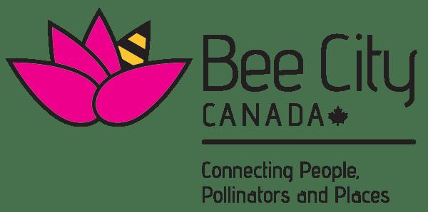 Bee City Canada Logo