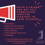 Dambabs Cakes 'N' Events | BeeTcore