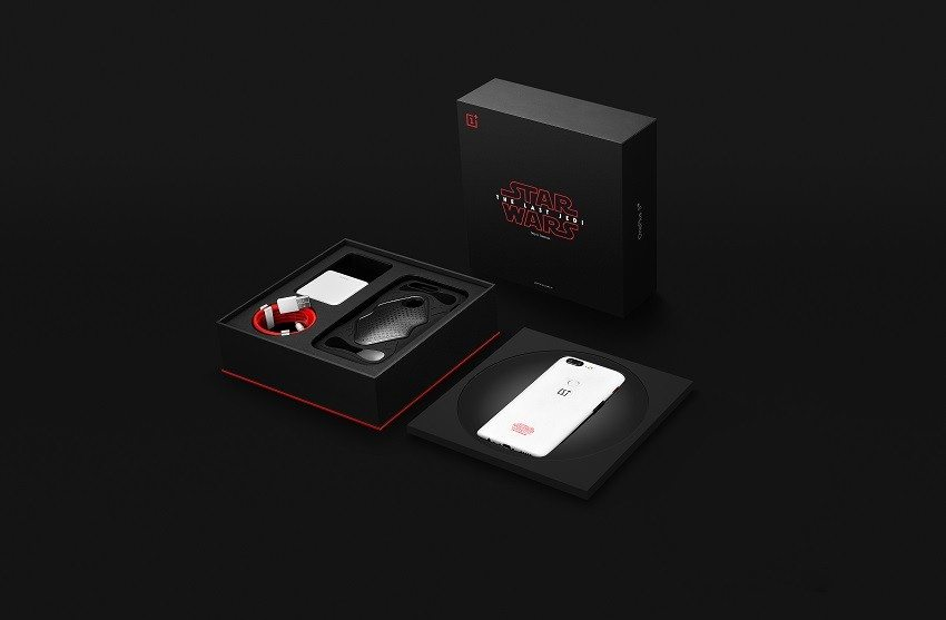 OnePlus 5T Star Wars Limited Edition Box