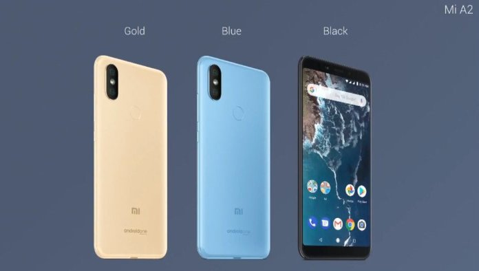 xiaomi, mi a2, india launch, amazon