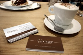 Claassen Business Cards