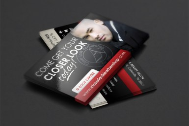 Closer Look Business Cards