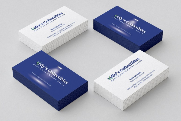 Kelly's Collectibles Business Cards