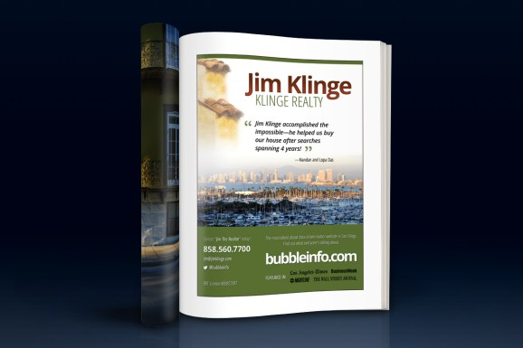 KLINGE REALTY FULL PAGE AD