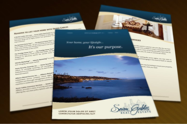 Seven Gables Flyers