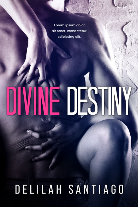 Divine Destiny - Erotic Romance Premade Book Cover For Sale @ Beetiful Book Covers