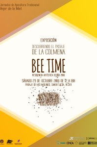 Bee Time 2 Artist Residency Autumn 2016