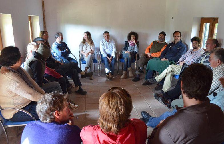 Initial steps of Apijanda Learning Community
