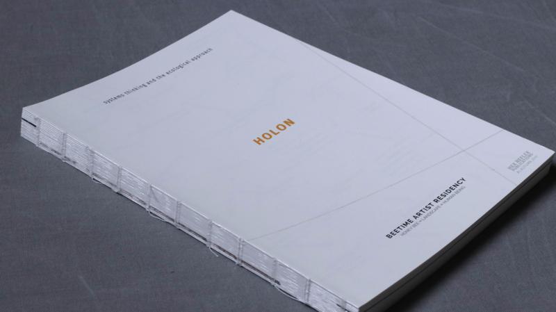 """Holón - nuestra primera publicación de la serie """"Hex Reflex"""""""
