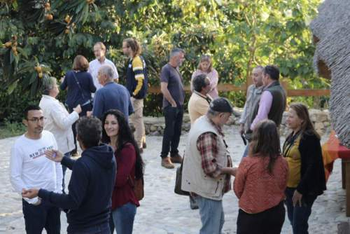 Tradición y prácticas contemporáneas - Encuentro de Apicultura Natural en Huerta De Los Almendros, Medina Sidonia