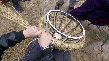 Comenzando la cesta del Sunhive
