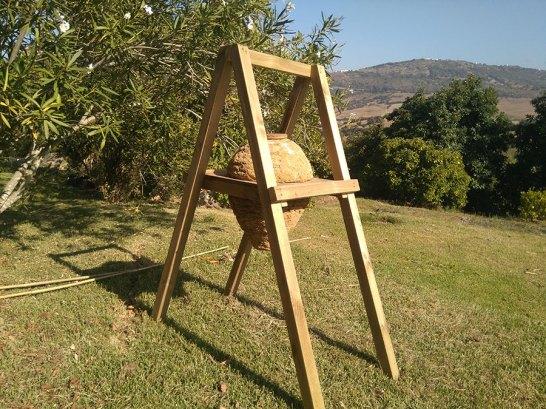 La nueva estructura para nuestro Sunhive