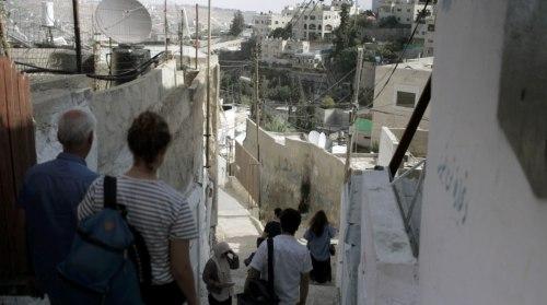 East Jerusalem - our tour continues