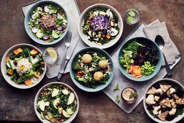 BEETNUT plantbased Bowls & Salads