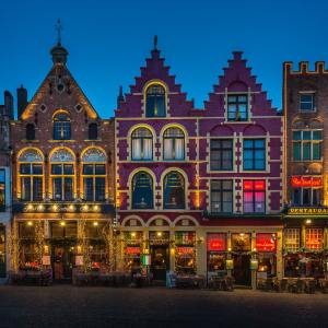 Bruxelles, Gent e Bruges – Atmosfera Natalizia