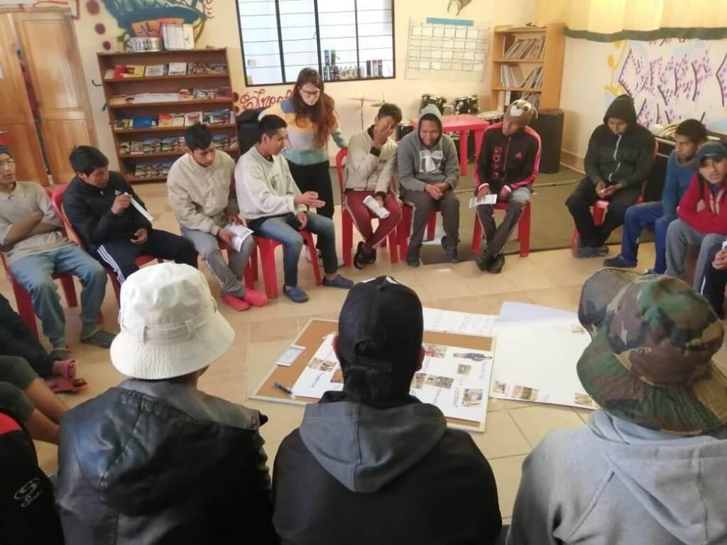 servizio civile bolivia