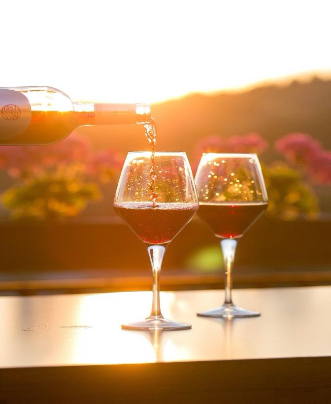langhe vino mongolfiera