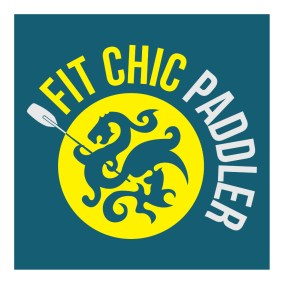 Fit Chic Paddlers Screen Print