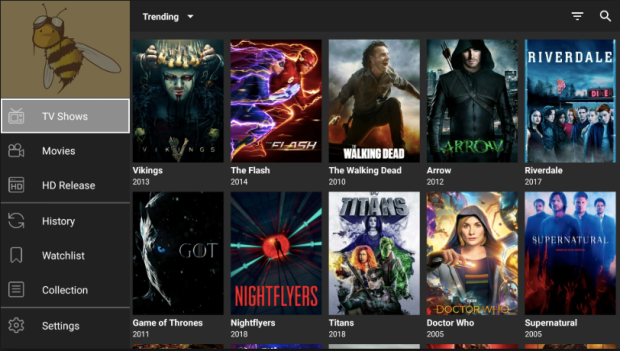 movie app for android tv box