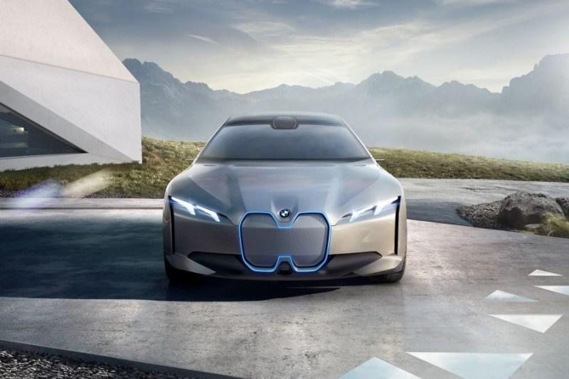 voitures électriques futures BMW i4