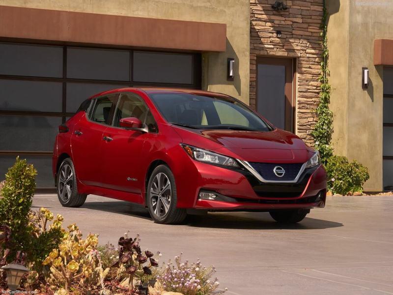 Beev Nissan Leaf meilleures voitures électriques
