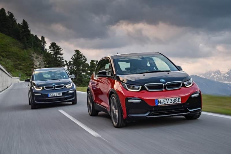 BMW i3 meilleures-voitures-électriques