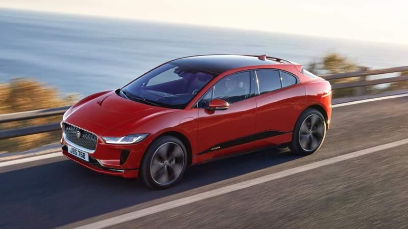 Jaguar I-Pace spécifications