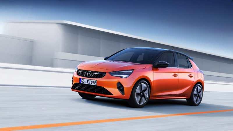 Voitures électriques 2020 : Opel Corsa-e