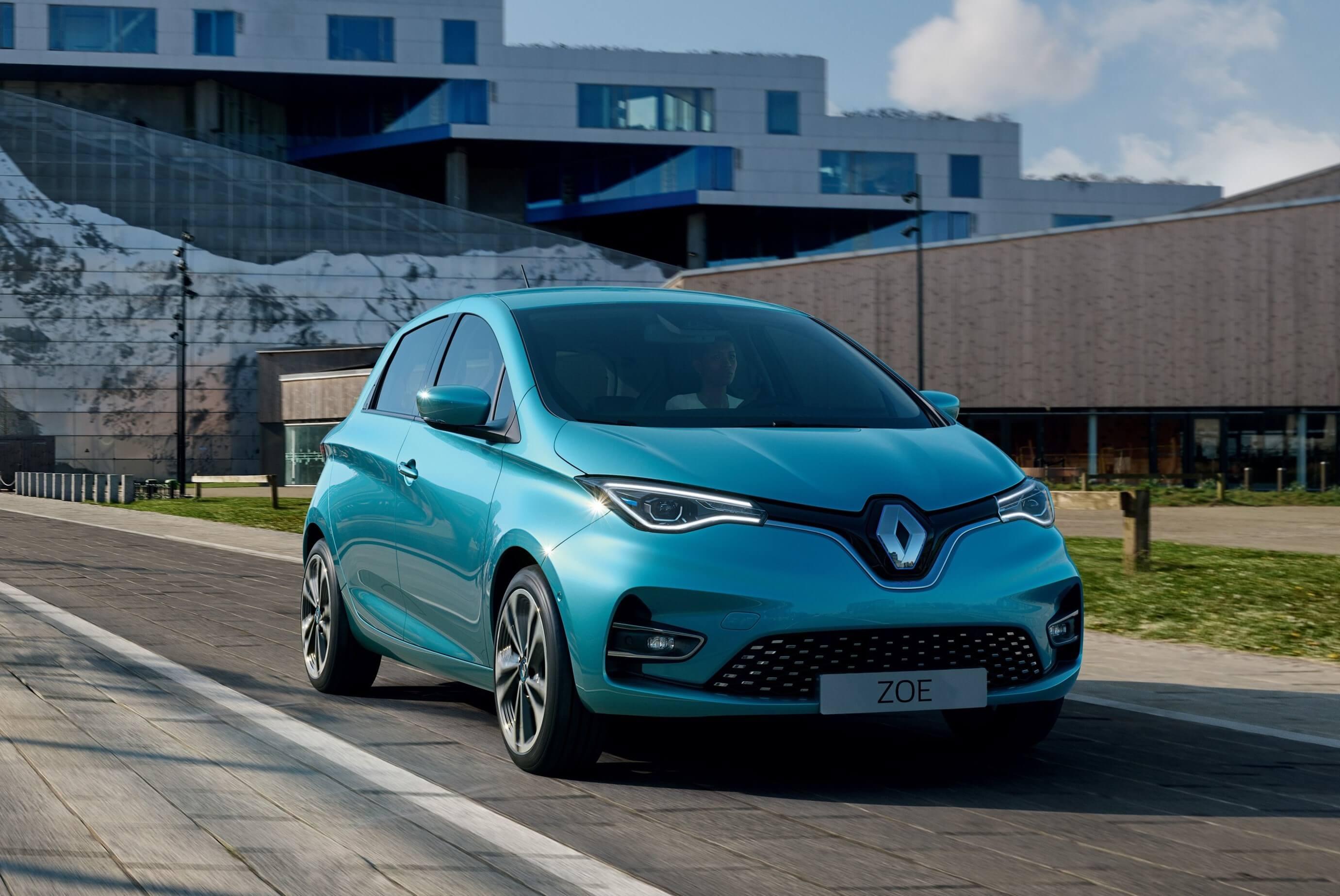 Renault Zoe ZE50