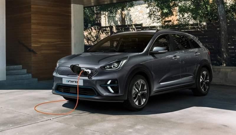 Les SUV électriques : Kia e-Niro
