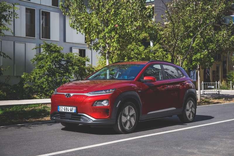 Kia Niro VS Hyundai KONA - le comparatif