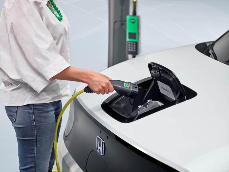 Honda e recharge