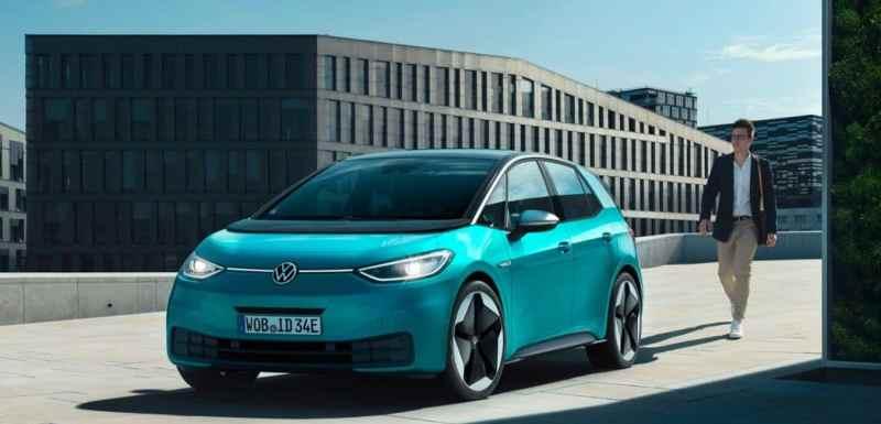 Les voitures électriques avec la meilleure autonomie Volkswagen ID.3 Pro S