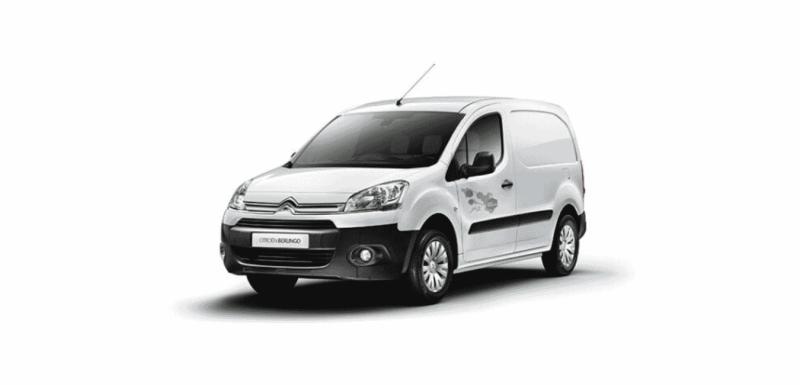 utilitaires électriques Citroën Berlingo Electric