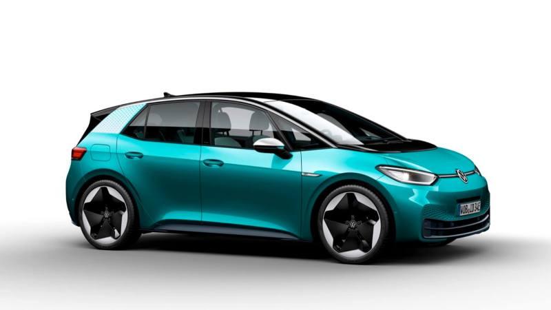Volkswagen ID.3 électrique (2020)