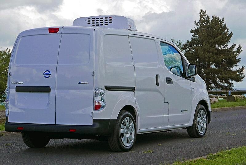 ENV200 Nissan frigorifique