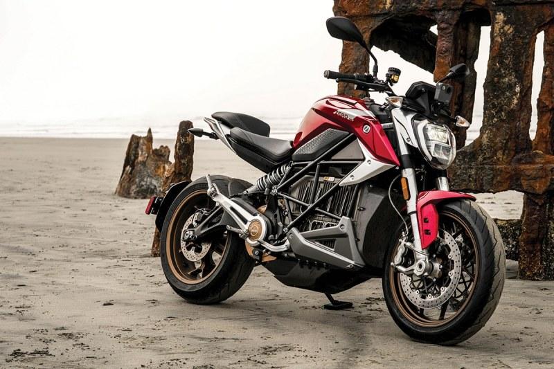 Meilleures motos électriques : Zero Motorcycle SR/F