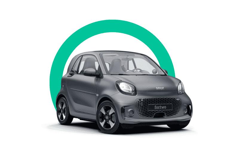 Les voitures électriques les moins chères - Smart Fortwo electrique